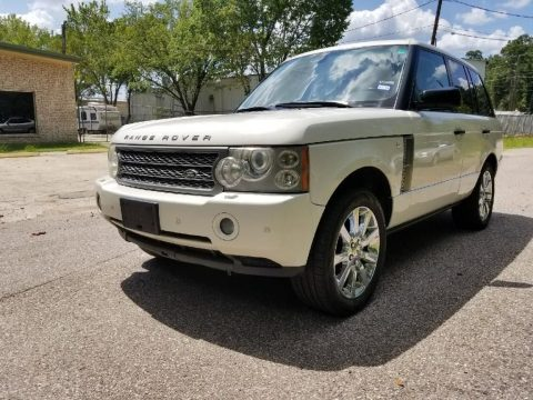 Supercharged 2006 Land Rover Range Rover offroad for sale