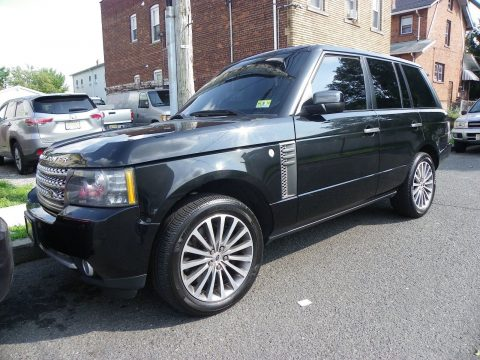 supercharged 2011 Land Rover Range Rover offroad for sale