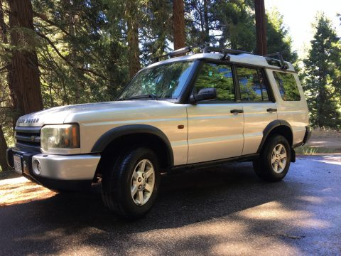Amazing shape 2004 Land Rover Discovery offroad for sale