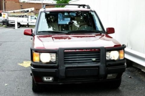 equipped 2001 Land Rover Range Rover offroad for sale