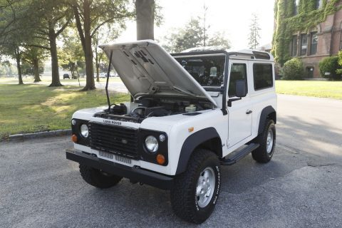 Excellent condition 1997 Land Rover Defender 90 offroad for sale