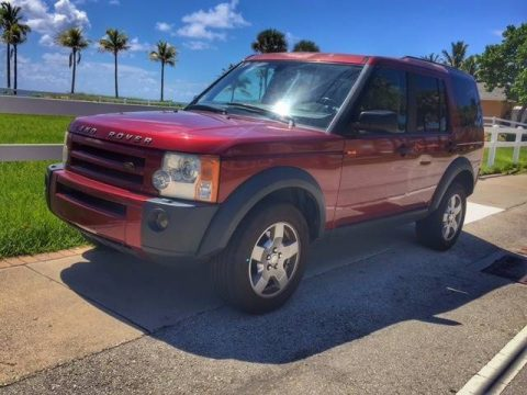 Little wear and tear 2005 Land Rover LR3 SE 4WD 4dr SUV offroad for sale
