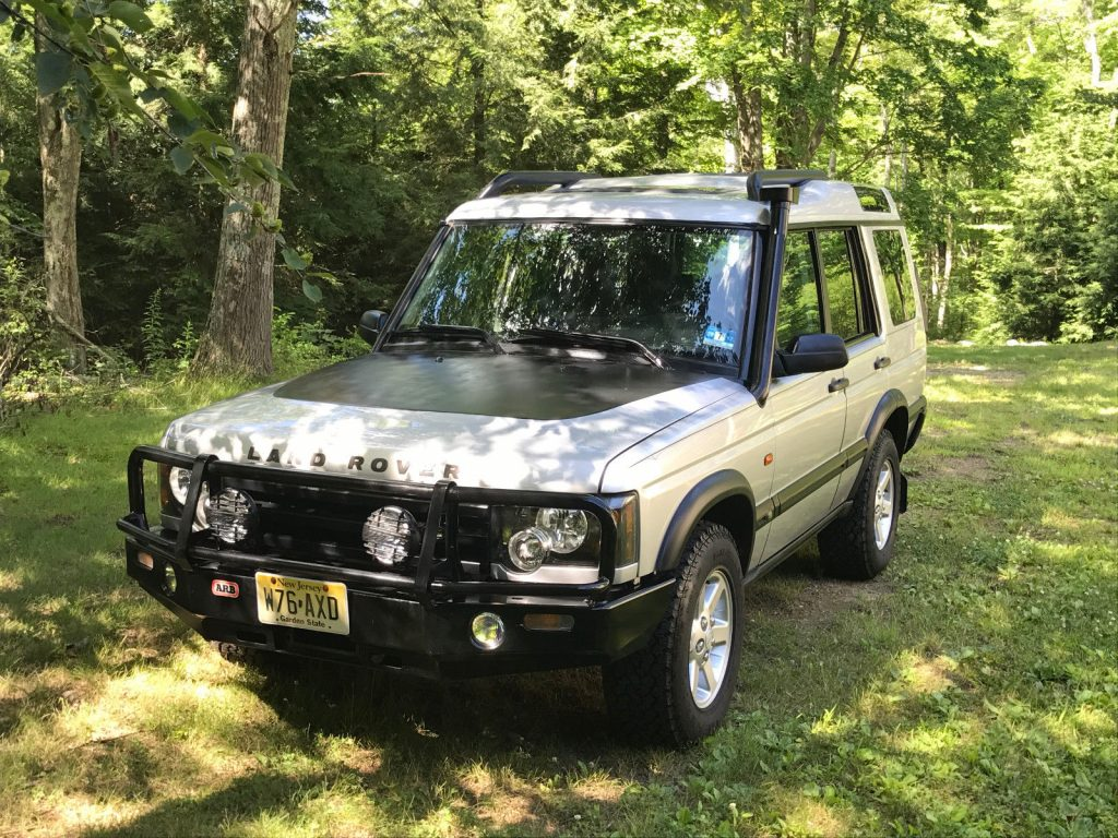 low mileage 2004 land rover discovery sport offroad for sale. Black Bedroom Furniture Sets. Home Design Ideas