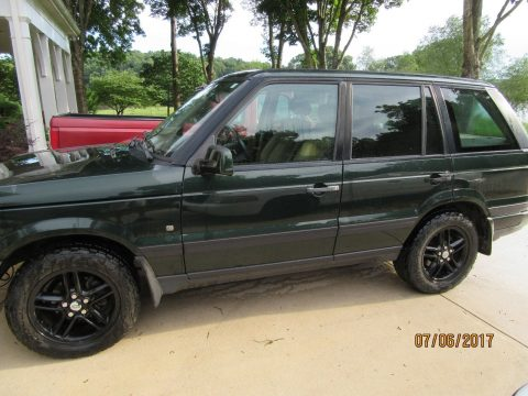 rust free 2001 Land Rover Range Rover SE for sale