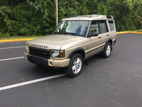 Very clean 2003 Land Rover Discovery SE offroad for sale