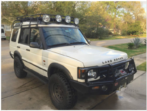 Well optioned 2003 Land Rover Discovery SE offroad for sale