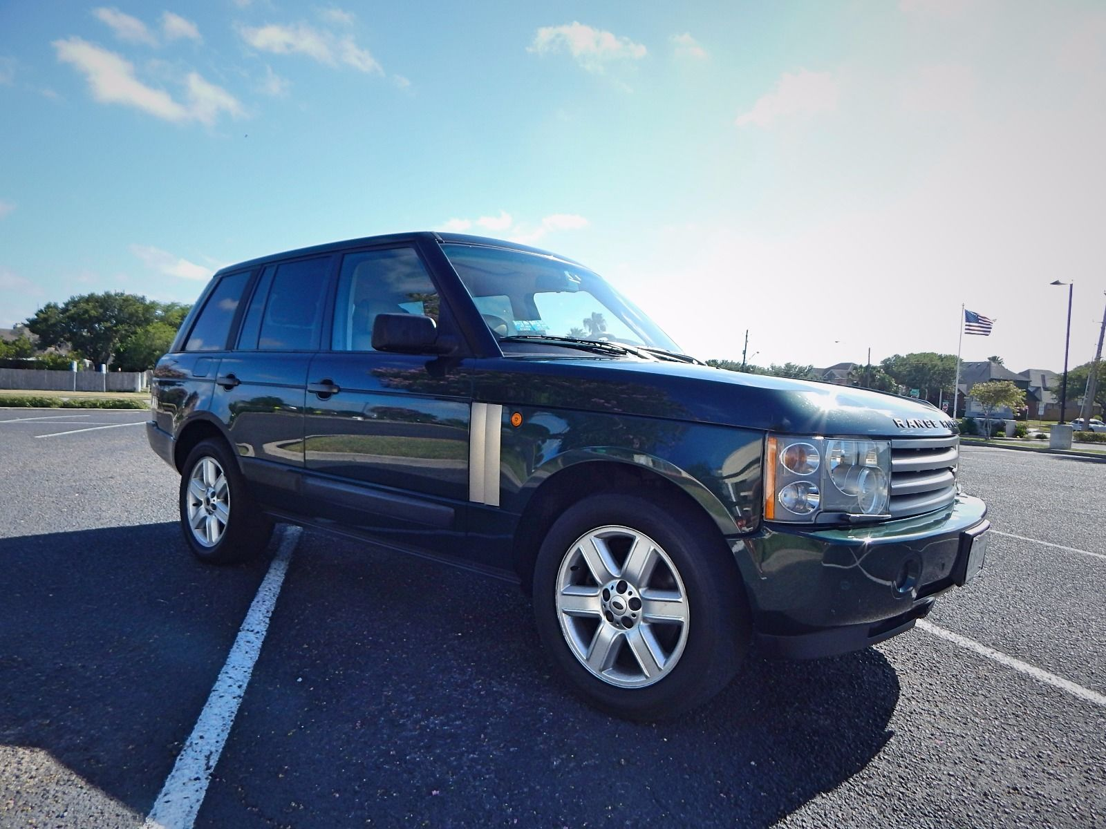 well serviced 2003 range rover hse offroad for sale. Black Bedroom Furniture Sets. Home Design Ideas