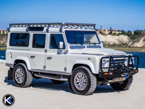 Arkonik Rapide Edition 1985 Land Rover Defender 110 offroad for sale