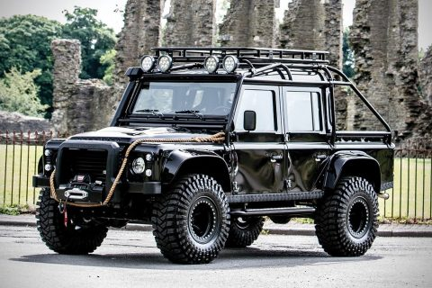 custom 1985 Land Rover Defender offroad for sale
