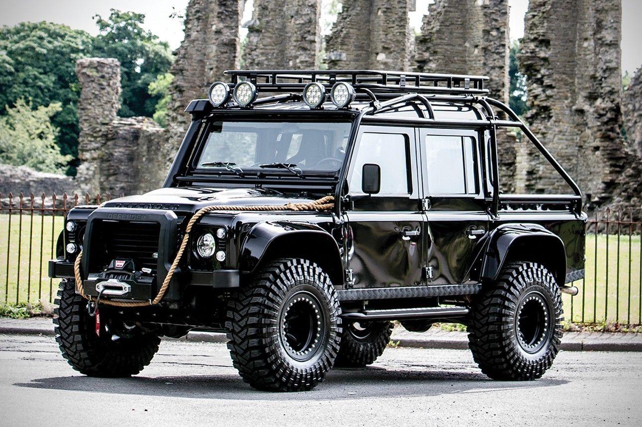 Custom 1985 Land Rover Defender Offroad For Sale
