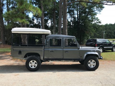 customized 1985 Land Rover Defender offroad for sale