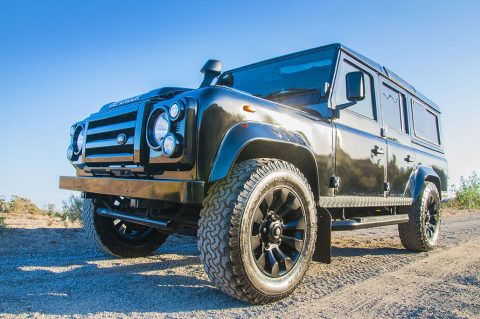 lots of upgrades 1989 Land Rover Defender offroad for sale