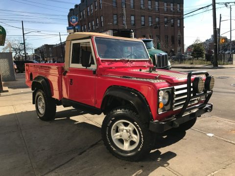 no rust 1985 Land Rover Defender offroad for sale