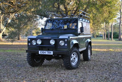 reliable 1987 Land Rover Defender offroad for sale