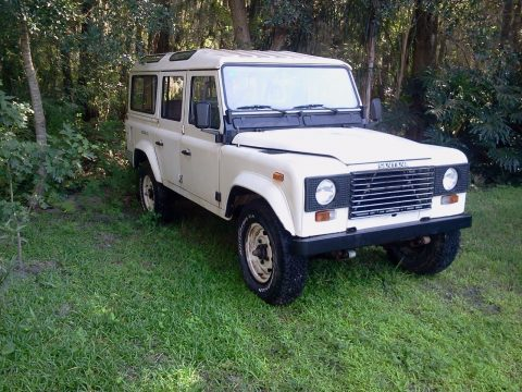 rust free 1990 Land Rover Defender offroad for sale