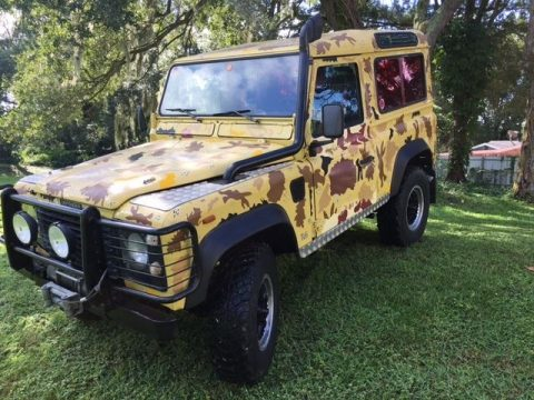 rust free 1991 Land Rover Defender offroad for sale