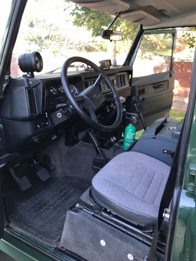 Completely Original 1980 Land Rover Defender 110 Offroad
