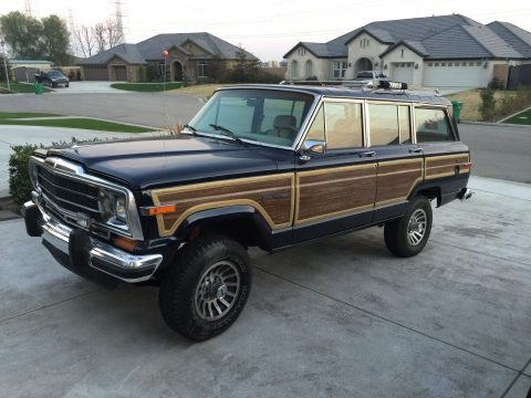 great shape 1990 Jeep Wagoneer offroad for sale