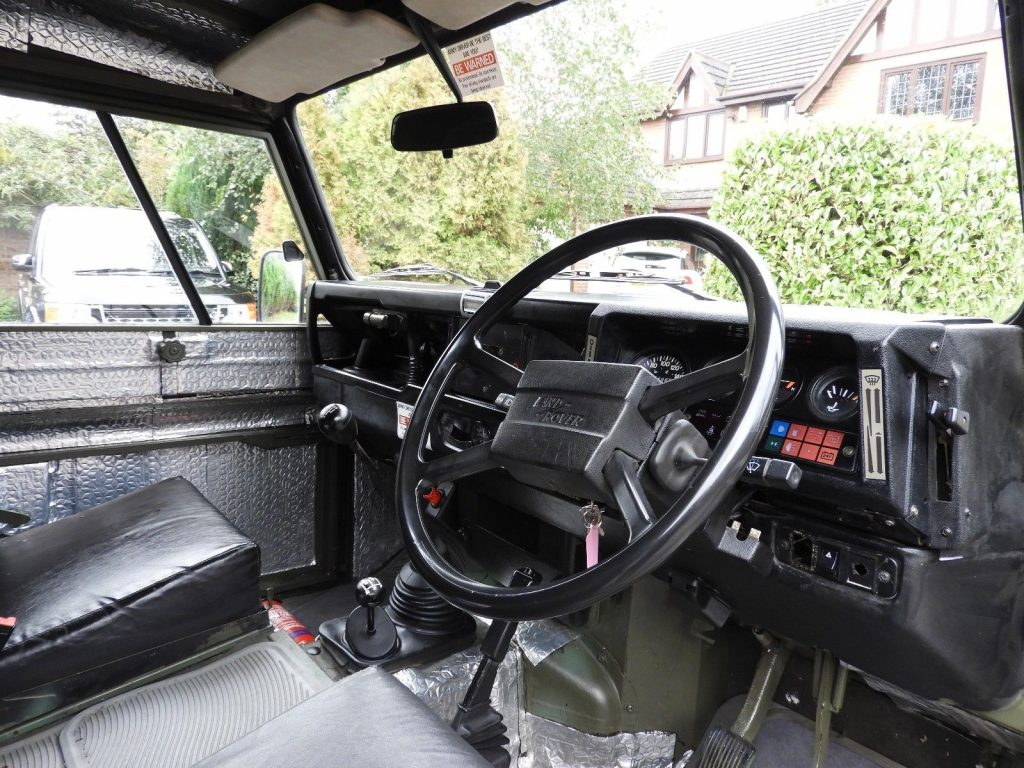 Like New 1987 Land Rover Defender Offroad For Sale