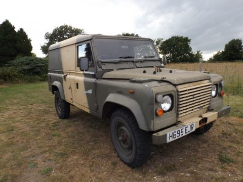 no issues 1980 Land Rover Defender offroad for sale