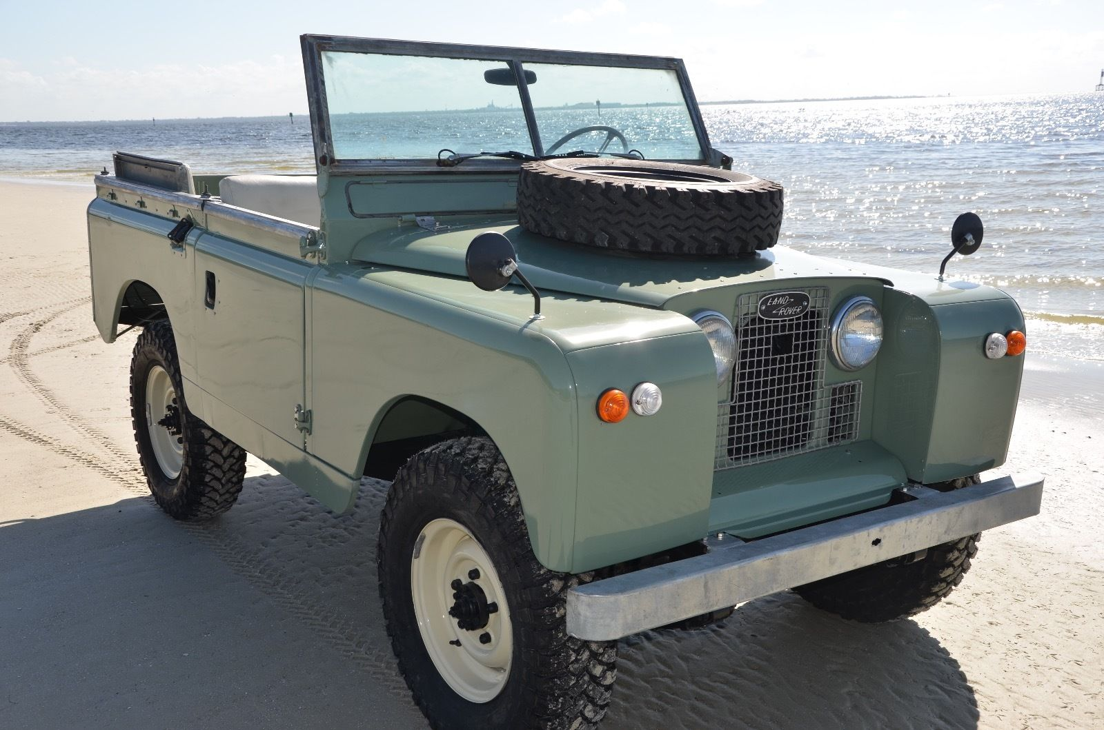 Original 1967 Land Rover Defender Offroad For Sale
