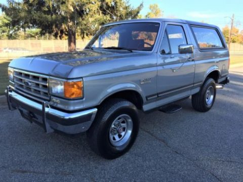 all original 1988 Ford Bronco offroad for sale