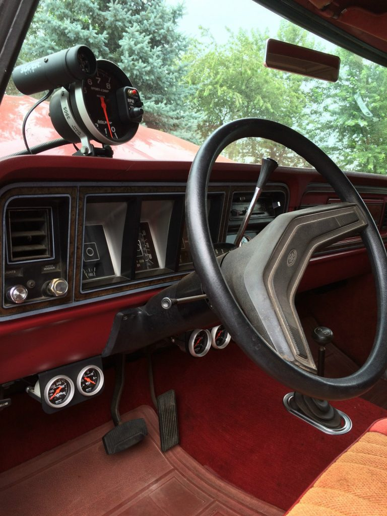 extremely nice 1978 Ford Bronco XLT Ranger offroad