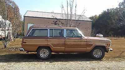 new parts 1986 Jeep Wagoneer offroad