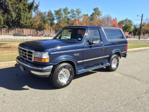 original survivor 1992 Ford Bronco offroad for sale
