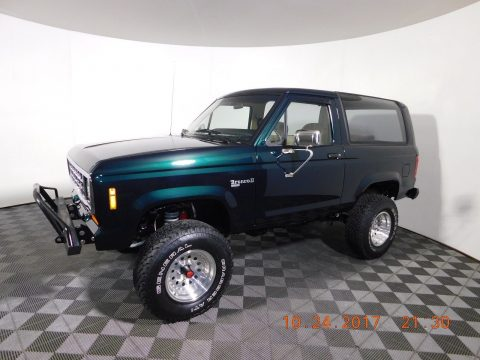 restored 1988 Ford Bronco II XLT offroad for sale