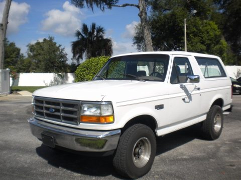 transmission issue 1995 Ford Bronco offroad for sale