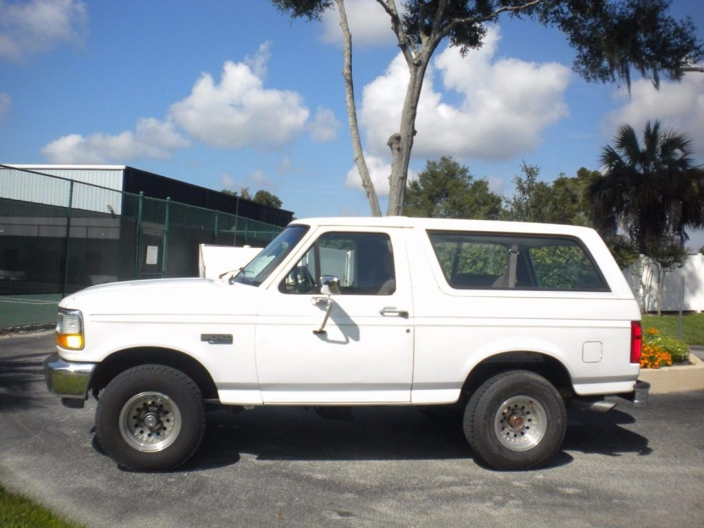 transmission issue 1995 Ford Bronco offroad