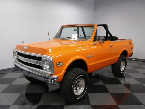 upgraded engine 1969 Chevrolet Blazer offroad for sale