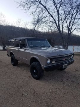 very clean 1971 Chevrolet Blazer offroad for sale