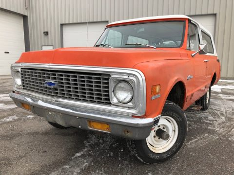 almost complete 1972 Chevrolet Blazer offroad for sale