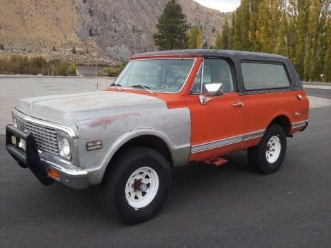 fully loaded 1971 Chevrolet Blazer CST offroad for sale