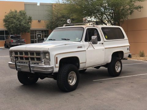 only surface rust 1977 GMC Jimmy K5 BLAZER offroad for sale