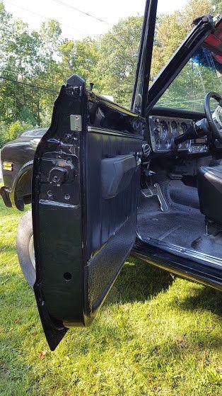 rebuilt transmission 1970 Chevrolet Blazer CST offroad