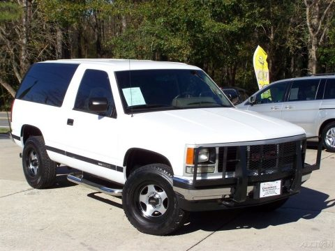 very reliable 1993 GMC Yukon offroad for sale