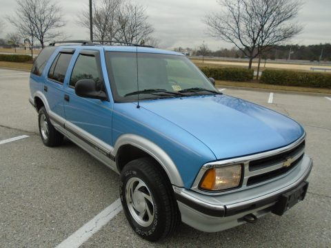 exceptional 1996 Chevrolet Blazer 5 DOOR offroad for sale