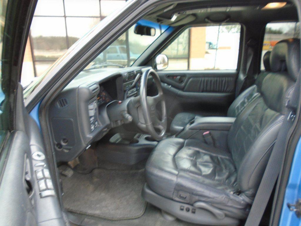 exceptional 1996 Chevrolet Blazer 5 DOOR offroad