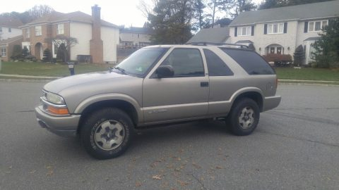 great shape 2003 Chevrolet Blazer offroad for sale
