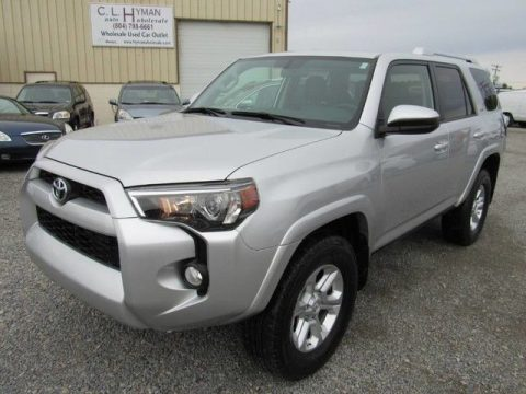 loaded 2015 Toyota 4runner SR5 offroad for sale