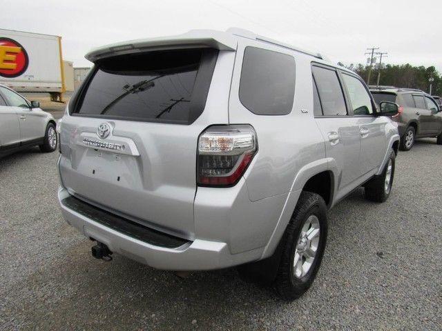 loaded 2015 Toyota 4runner SR5 offroad