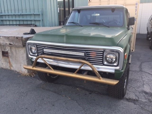 new parts 1971 Chevrolet Blazer K5 offroad