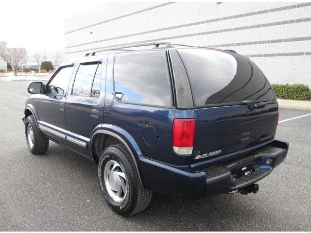 super shape 2000 Chevrolet Blazer LT offroad