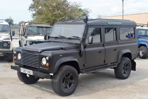 great condition 1988 Land Rover Defender County Station Wagon offroad for sale