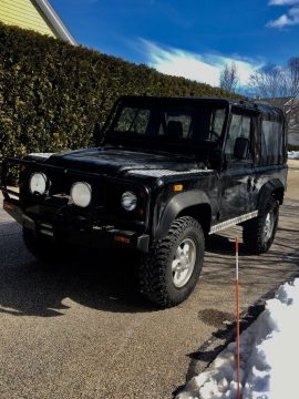 great driving 1994 Land Rover Defender offroad for sale