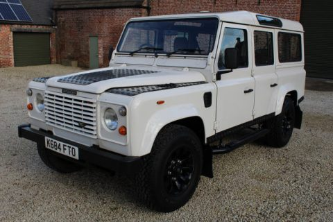 great shape 1980 Land Rover Defender County Station Wagon for sale