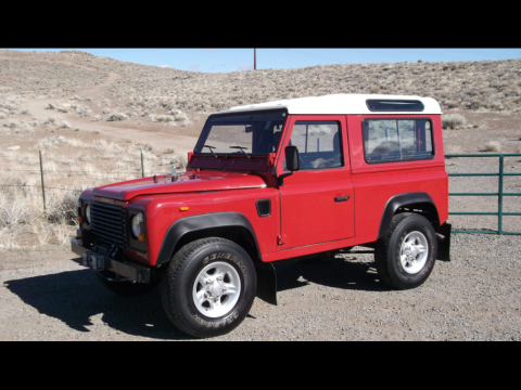 great shape 1988 Land Rover Defender offroad for sale